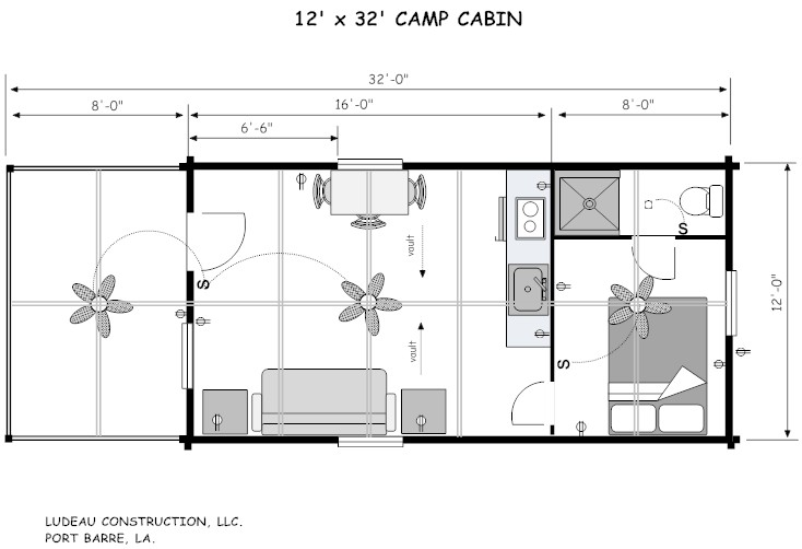 Plans and pricing on 16x40 cabin roof system